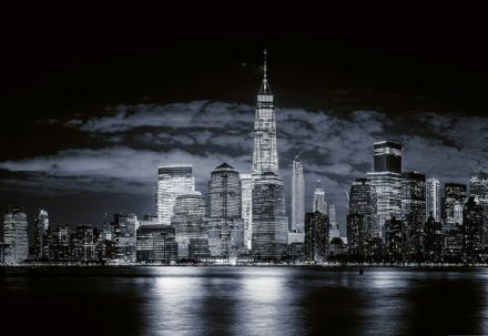 Photo wallpaper Skyline Of Manhattan